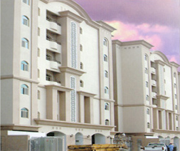 Al Shiraa Housing Tower